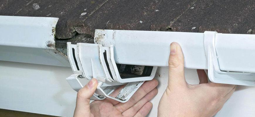 gutter repair - roofing contractors birmingham